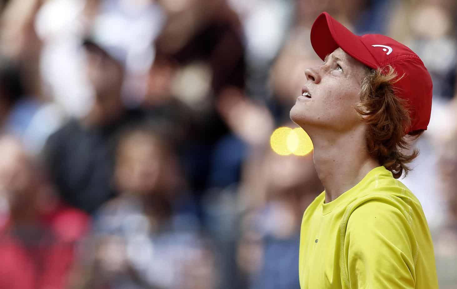 Chi E Jannik Sinner Il Giovane Fenomeno Del Tennis Italiano Tennis Fever