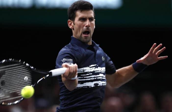 Dura lezione di Djokovic a Berrettini alle Atp Finals