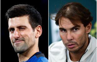 Corsa alla testa del ranking Atp Djokovic Nadal