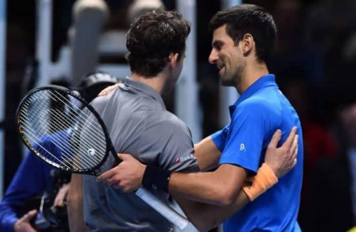 Atp Finals, un grande Thiem doma Djokovic