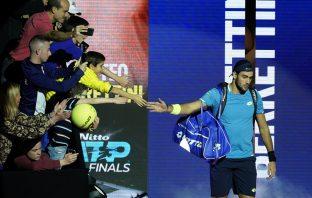 Seconda sconfitta per Berrettini alle Finals