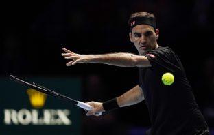 A Londra sfida Djokovic-Federer
