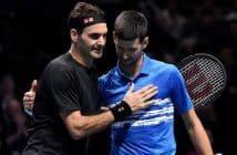Atp Finals, Federer sconfigge Djokovic e vola in semifinale
