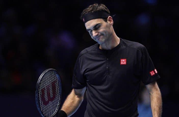 Federer sconfitto da Thiem alle Atp Finals
