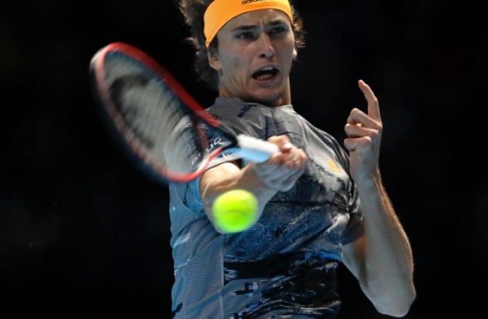 Zverev sconfigge Nadal alle Atp Finals