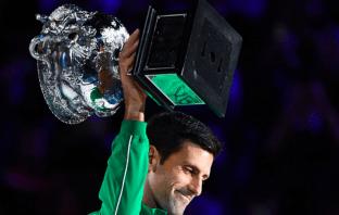 Djokovic vuole che il 2020 sia la sua miglior stagione di sempre