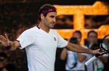 Roger Federer fuori per infortunio