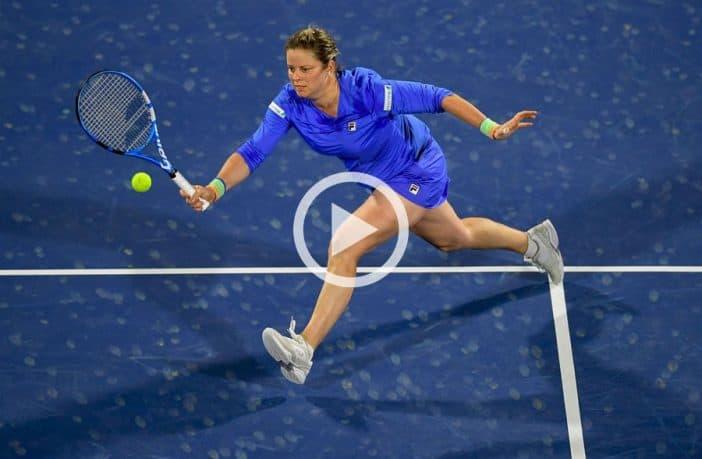Il ritorno di Kim Clijsters - Video