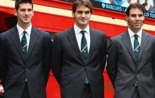 I tre tennisti che hanno vinto di più contro i Big Three