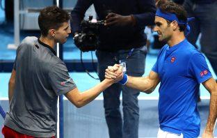 Ranking Atp, Thiem scavalca Federer alla numero 3