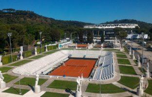 Tennis mondiale si ferma, addio Foro Italico 2020