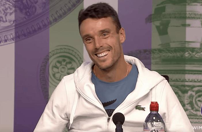 Il tennista ideale secondo Roberto Bautista Agut