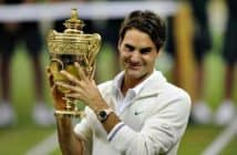 I record Slam di Roger Federer