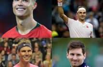 I big 3, Messi e Ronaldo