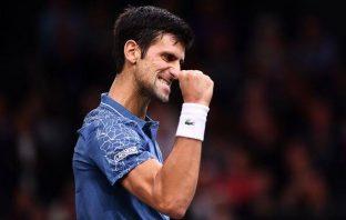 Djokovic: batterò i record di Federer