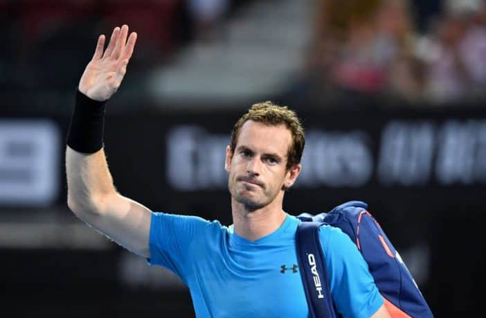 Andy Murray, dai dubbi sul calendario al nuovo ranking
