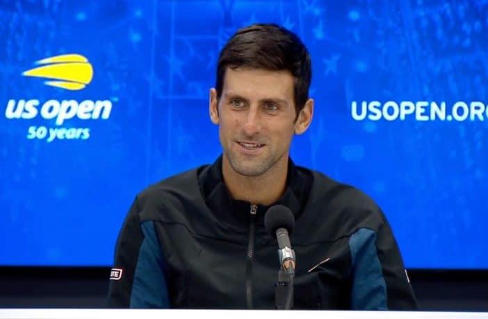 Novak Djokovic giocherà gli US Open