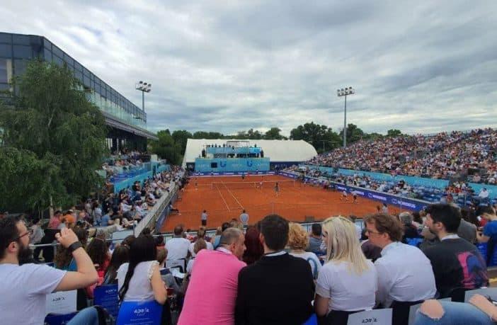 Tra polemiche e buon tennis, l'Adria Tour