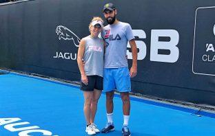 Conversazione con Antonio Zucca, coach di Laura Siegemund