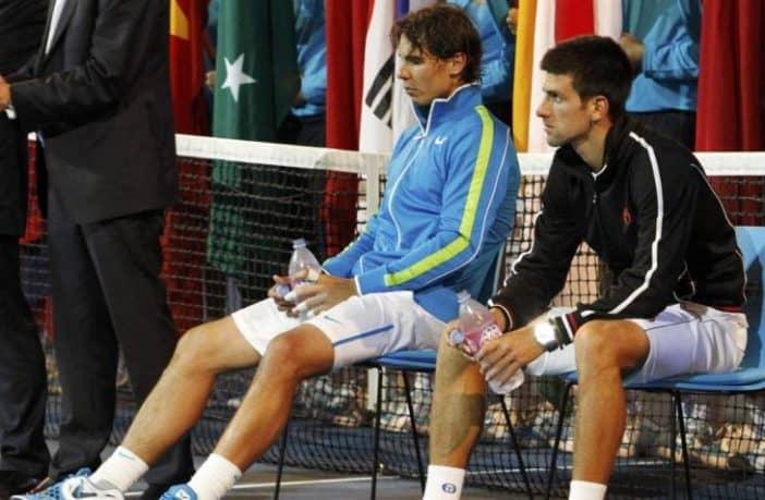 Djokovic-Nadal, Australian Open 2012 - Finale