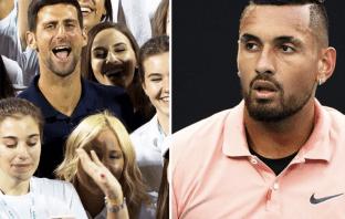Kyrgios al veleno contro Djokovic