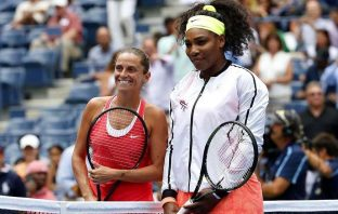 Us Open 2015, Roberta Vinci batte Serena Williams