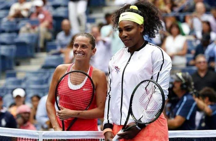 Us Open 2015, Roberta Vinci batte Serena Williams