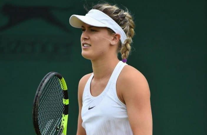La tennista perfetta? La risposta di Eugenie Bouchard
