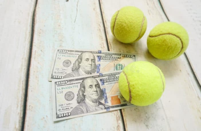 Tennis e soldi: i montepremi dei tornei