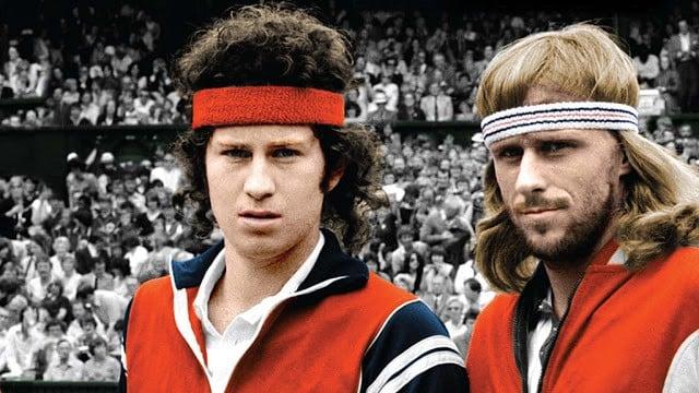 Borg McEnroe, Wimbledon 1980