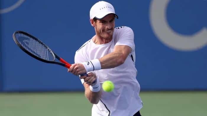 Cincinnati, ottimo esordio di Andy Murray