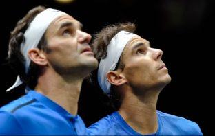 Atp, Federer e Nadal contro Djokovic