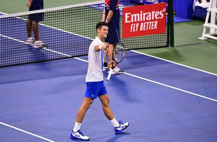 Novak Djokovic alla conquista di New York