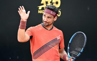 Disastro Fognini al Roland Garros, passa Kukushkin