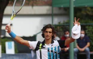 Lorenzo Musetti in finale a Forlì