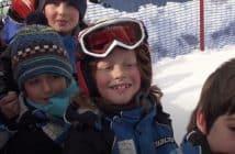 Jannik Sinner, una promessa dello sci
