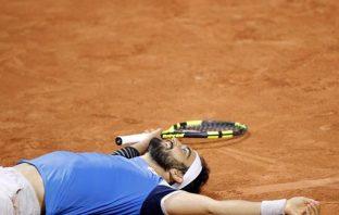 Impresa record di Lorenzo Giustino al Roland Garros