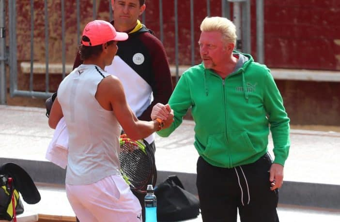 Roland Garros, Becker abbassa le possibilità di Nadal