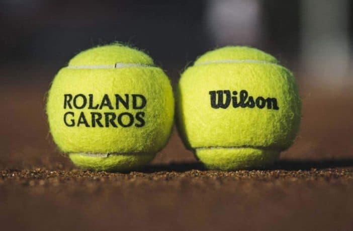 Nuove palline per il Roland Garros 2020