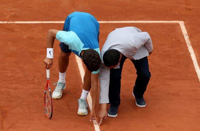 Roland Garros, ancora no all'occhio di falco