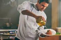 """""""Federer è incredibile, ma soprattutto umile"""", parola dello chef"""
