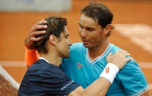 Ferrer incensa l'amico Nadal dopo il Roland Garros