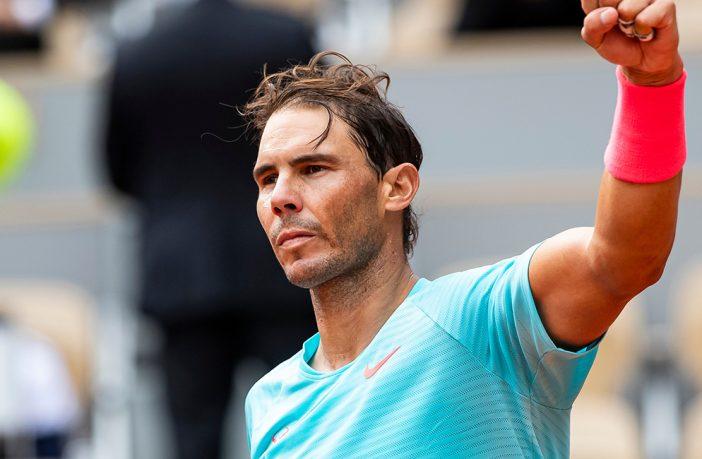 Il nuovo grande record di Rafael Nadal