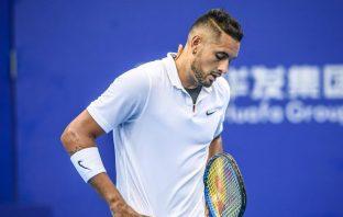 """Kyrgios come Agassi: """"A volte odio il tennis"""""""
