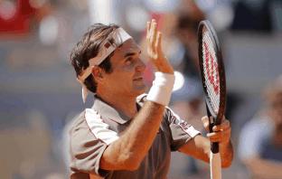 Roger Federer e il suo incredibile nuovo record