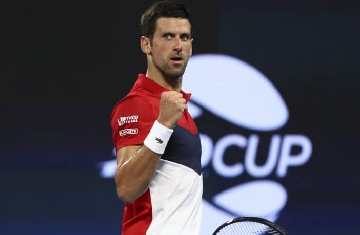Sei stagioni chiuse al n.1 del mondo, Djokovic vicino al record di Sampras
