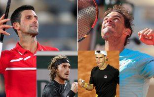 Djokovic-Tsitsipas, Schwartzman-Nadal: le semifinali del Roland Garros