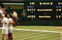 Djokovic batte Nadal a Wimbledon 2018