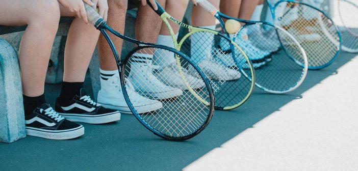 Le 10 migliori racchette per cominciare a giocare a tennis