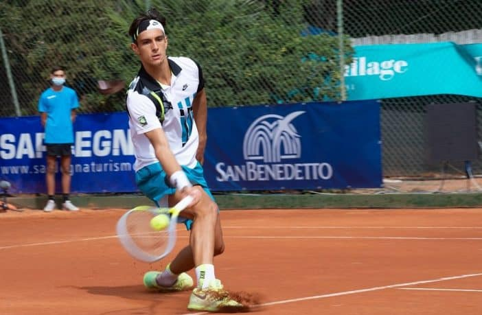 Atp Sardegna, Musetti batte Hanfmann e vola in semifinale